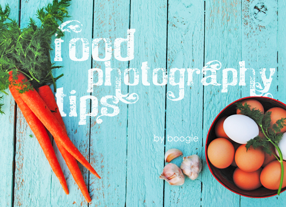 Food photography question?